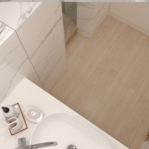 Avenel Beige Vein Cut Look Tile 12x24