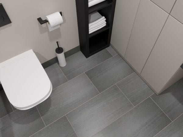 Avenel Gray Vein Cut Look Tile 12x24