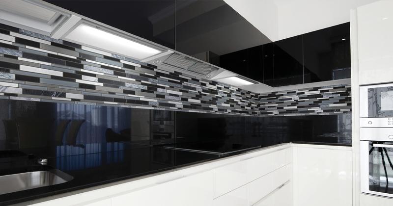 Florida Tile Bliss Glass Backsplash Tile