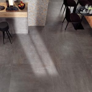 Boost Smoke Gray Concrete Look Tile