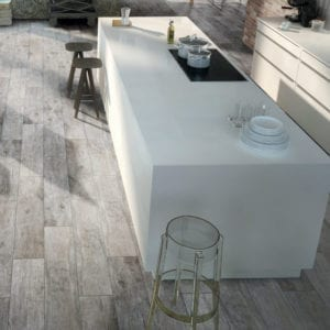 Cellar Bleach Wood look Tile