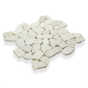Cobbles Random Pebble Mosaic