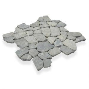 Cobbles Random Pebbles Mosaic