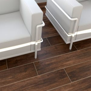 Creekwood Walnut Brook Wood Look Tile