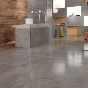 Dwell Gray Concrete Cement Look Tile 12x24