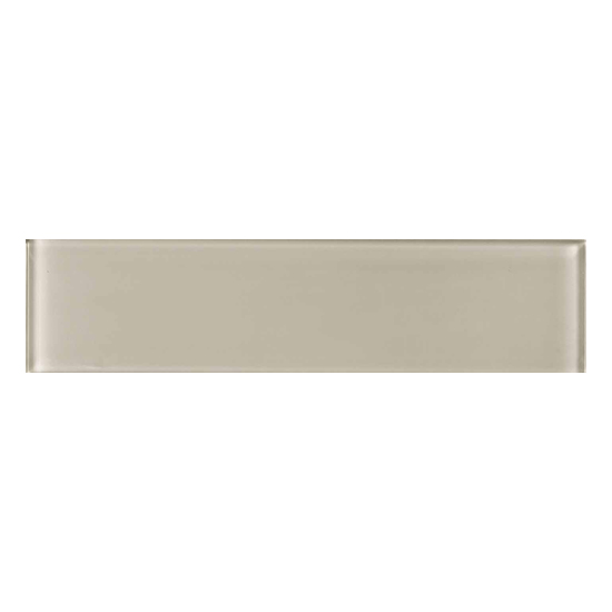 Element Glass Subway Tile Beige Earth