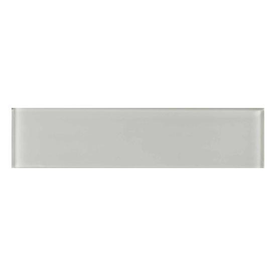 Element Glass Subway Tile Gray Mist