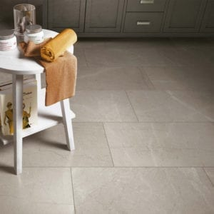 Eon Corinthian Gray Marble Look Tile Gray 12x24