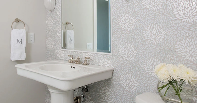 Artistic Tile Estrella Backsplash Tile