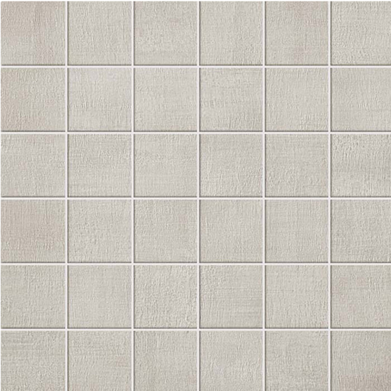 Fray Pearl Fabric Look Tile 2x2 Mosaic