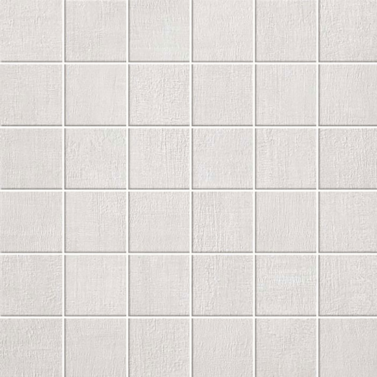 Fray White Fabric Look Tile 12x24