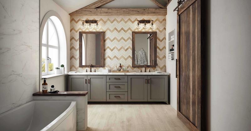 Atlas Concorde USA Homeland Wood Look Tile