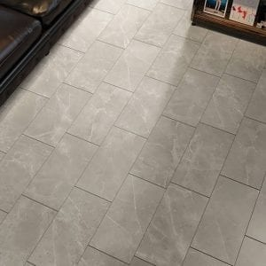 Liberty Franklin Gray Marble Look Tile