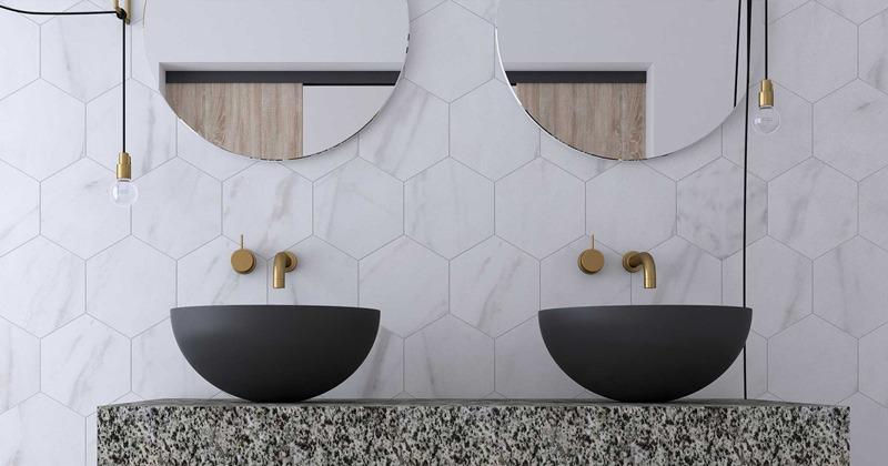 Love Affair Bathroom Wall Tile by WOW