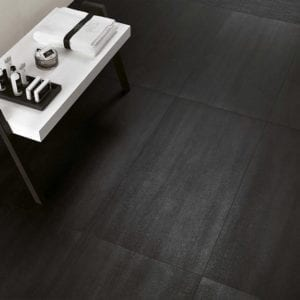 MEK Dark Contemporary Look Tile 12x24 Prisma Mosaic Black