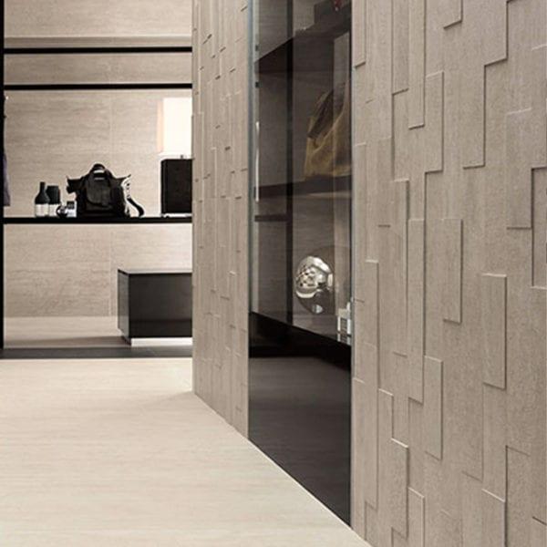 Mark Pearl Concrete Cement Look Tile 12x24