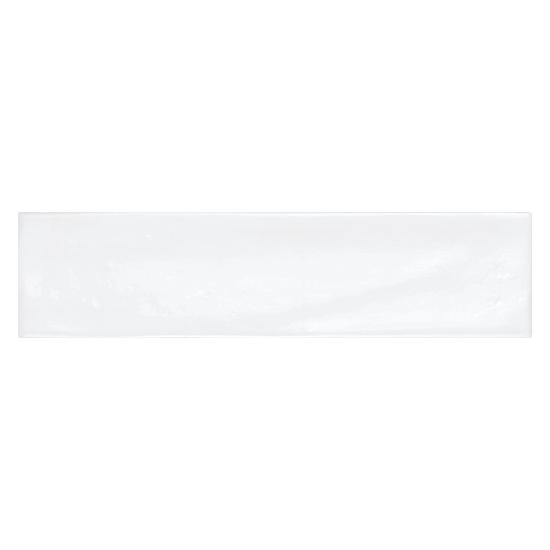 Marlow Cloud White Wall Subway Tile