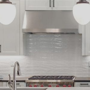 Marlow Cloud White Wall Subway Tile