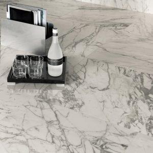 Marvel Pro Statuario Select White Marble Look Tile