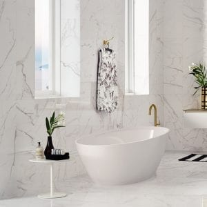 Precious Calacatta Marble Look Tile