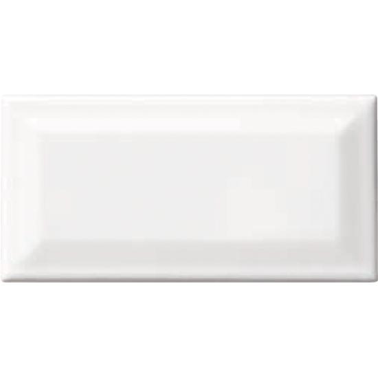Profiles Design White Subway Wall Tile
