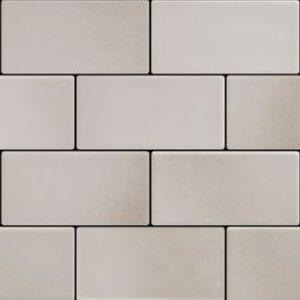 Retroclassique Subway Wall Tile Silver Gray