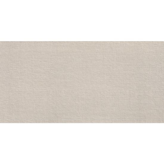 Rhyme Almond Note Beige Fabric Look Tile