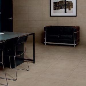 Rhyme Desert Harmony Brown Fabric Look Tile
