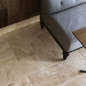 Ridge Beige Stone Look Tile