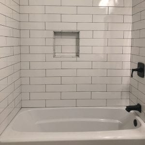 SOHO White 4x16 Subway Wall Tile