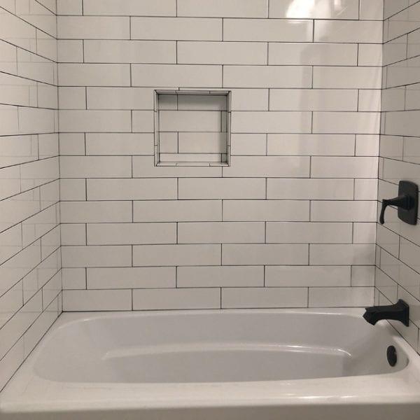 SOHO White 4x16 Subway Wall Tile